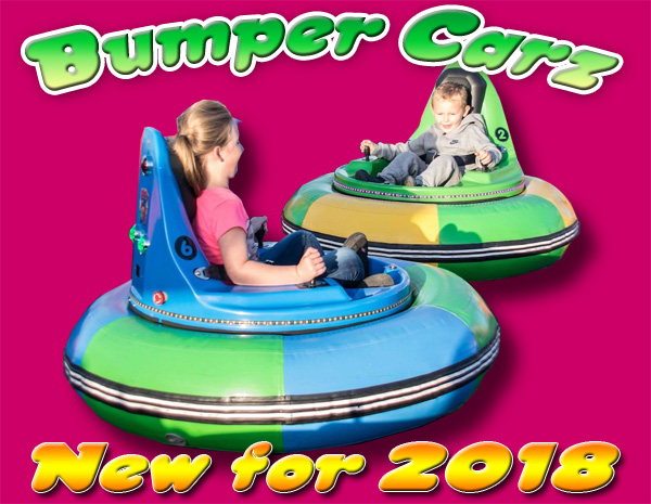 New for 2018, the Bumpercarz