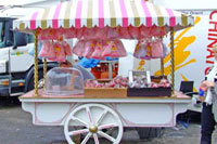 Candy Floss barrow